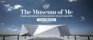 Museum-of-me Intel Social Media