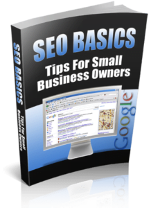 SEO Basics for small business owners