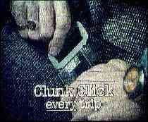 clunk click campaign with Jimmy Saville