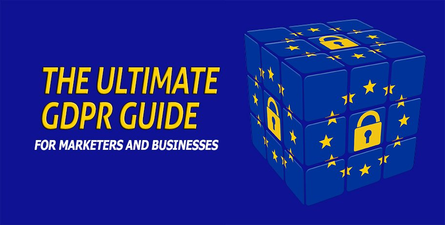 ULTIMATE-GUIDE to GDPR